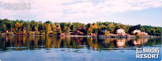 Lake of the woods big narrows resort for Lake of the woods fishing lodges